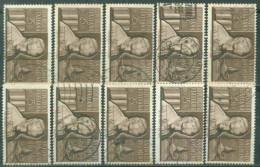 Italia Repubblica - Offerta -781 -1955  A Rosmini   Prima Selta