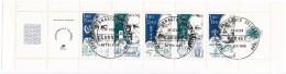 FRANCE BLOC OBLITERATION RONDE 1er JOUR PERSONNAGES CELEBRES 1986/ 6557 - Non Classificati