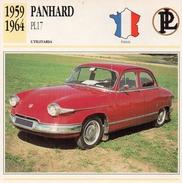 """Auto Da Collezione  """"Panhard  1959  PL17"""" (Francia) - Motori"""