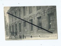 CPA  - Guerre 1914-1915 -  Bergues  Bombardée,Mai-Juin 1915  -  Ancien Mont Piètè - Bergues