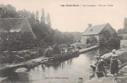 PONT AVEN -29- LES BORDS DE L'AVEN AU BOIS D'AMOUR - Pont Aven