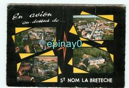 B - 78 - SAINT NOM LA BRETECHE - édition Lapie - RARE VISUEL - St. Nom La Breteche