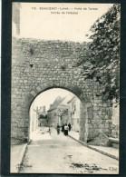 CPA - BEAUGENCY - Porte De Tavers - Entrée De L'Hôpital, Animé - Beaugency