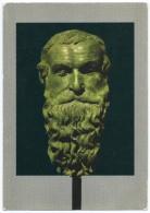 REGGIO CALABRIA (Italie) - Musée National / Museo Nazionale - Il Filosofo / Le Philosophe- Non écrite - Scan Recto-verso - Reggio Calabria
