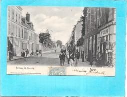 BLOIS - 41 - CPA DOS SIMPLE - Avenue Saint Gervais - ENCH - - Blois