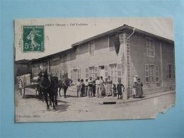Omey:café Faullaber - Autres Communes