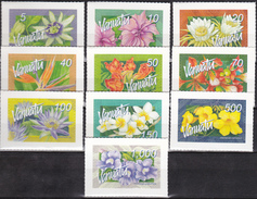 Vanuatu 2006, Postfris MNH, Flowers - Vanuatu (1980-...)