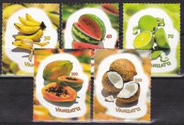 Vanuatu 2007, Postfris MNH, Fruit - Vanuatu (1980-...)
