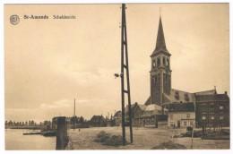 St. Amands - Scheldezicht (Geanimeerd) - Sint-Amands