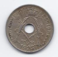 Belgium 25 Centimes 1923 - ROYAUME DE BELGIQUE - KM# 68.1 - 05. 25 Centesimi