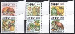 Zimbabwe 2006, Postfris MNH, Food - Zimbabwe (1980-...)