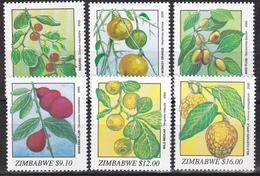 Zimbabwe 2000, Postfris MNH, Plants - Zimbabwe (1980-...)