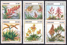 Zimbabwe 2004, Postfris MNH, Plants - Zimbabwe (1980-...)