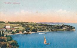 TRIESTE - Grignano, ESARE CAPELLO MILANO, # 2011-31 - Circa 1910 - Trieste