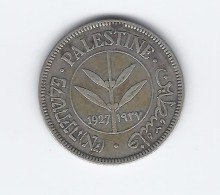 Palestina 50 Mils  1927--BB - Altri – Asia