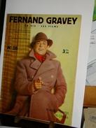 """Revue """"Visages Et Contes Du Cinéma"""" N°28  Fernand Gravey ,sa Vie Ses Films  1938 - 1900 - 1949"""