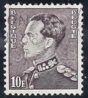 1936 BELGIUM KING LEOPOLD III-Michel BE 430xa