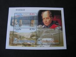 Spanien   Block 2003   Block 115   Postpreis € 1,53 - 1931-Heute: 2. Rep. - ... Juan Carlos I