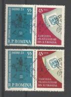 "Romina Aero 161 **  (MNH)    X2  "" 1962 "" - Aéreo"