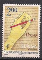 Bosnien-Herzegowina Serb. (2008)  Mi.Nr.  421  Gest. / Used  (8ew27)  EUROPA