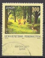 Bosnien-Herzegowina Serb. (2011)  Mi.Nr.  525  Gest. / Used  (8ew28)  EUROPA