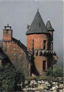 COLLONGES-LA-ROUGE - Le Château De BENGE - Frankreich