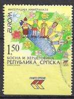 Bosnien-Herzegowina Serb. (2006)  Mi.Nr.  367  Gest. / Used  (8ew31)  EUROPA