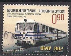 Bosnien-Herzegowina Serb. (2011)  Mi.Nr.  544  Gest. / Used  (8ew32)