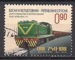 Bosnien-Herzegowina Serb. (2011)  Mi.Nr.  543  Gest. / Used  (8ew33)