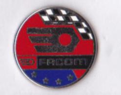 Pin's Facom Tools Outillage, Zamac, Signé AFERS PARIS - Merken