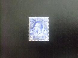 Turks And Caicos Islands 1923 - 25 GEORGE V Yvert N º  94 * MH