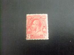 Turks And Caicos Islands 1923 - 25 GEORGE V Yvert N º  99 * MH