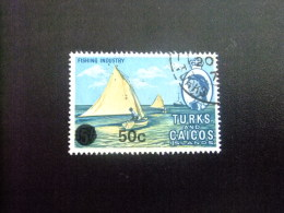 TURKS And CAICOS Islands 1969 Yvert N º 234 º FU