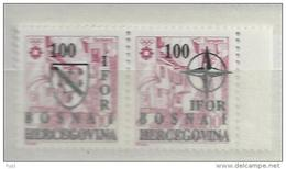 Bosnia, Private Overprint, Postfris**