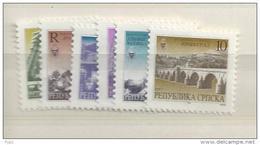 1996 MNH Bosnien Und Herzegowina (Serbian Republic), Postfris**