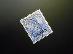 D.R.Mi 18 - 20Pf  Deutsche Auslandspostämter- (CHINA)  1901 - Offices: China
