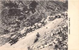 Thème Stone - Stonemason / Carrara - Trasporto Marmi - Italie