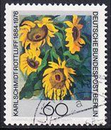 !b! BERLIN 1984 Mi. 728 USED SINGLE (a) - Karl Schmidt-Rottluff - Berlin (West)