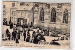 RUE -Place Du Marché Au Blé (grande Animation) - Rue