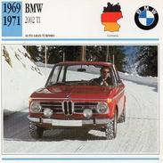 """Auto Da Collezione """"BMW  1969   2002 TI"""" (Germania) - Motori"""