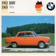 """Auto Da Collezione """"BMW  1963  700 LS"""" (Germania) - Motori"""
