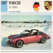 """Auto Da Collezione """"Porsche  1967   911 Targa"""" (Germania) - Motori"""