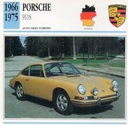 """Auto Da Collezione """"Porsche  1966   911S"""" (Germania) - Motori"""