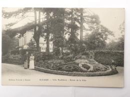CPA (92) Hauts De Seine - SCEAUX - Villa Penthièvre - Entrée De La Villa - Sceaux