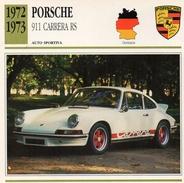 """Auto Da Collezione """"Porsche  1975   911 Carrera RS"""" (Germania) - Motori"""