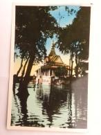 CPA Asie Cambodge - Ville De PHNOM PENH - Habitation Royale Pendant La Fête Des Eaux - Kambodscha