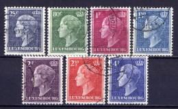 Luxemburg Ex.Nr.445/57          O  Used       (290)