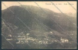 Verbania Toceno Cartolina ZQ8917 - Verbania