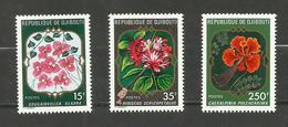 Djibouti N°483 à 485 Neufs** Cote 8.15 Euros