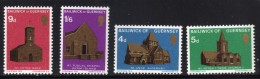 GUERNSEY STAMPS MINT NO HINGED  VERY GOOD - Guernsey